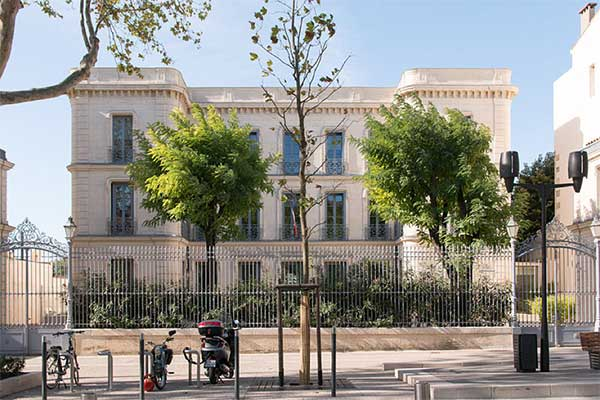 Hôtel Silhol devenu aujourd'hui siège du tribunal administratif (©FC)